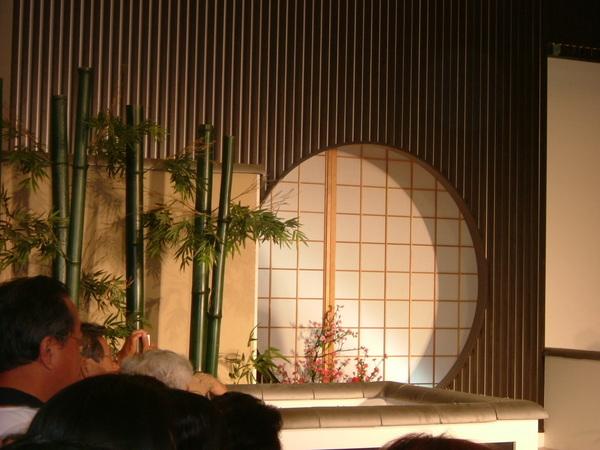 西陣織會館.和服秀舞台