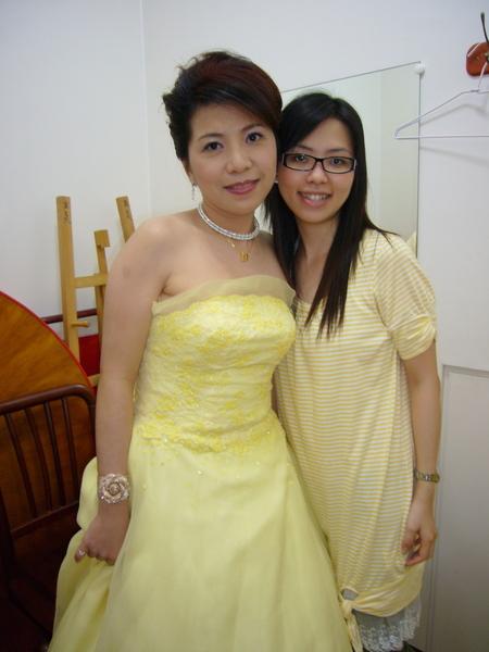 漂亮新娘子