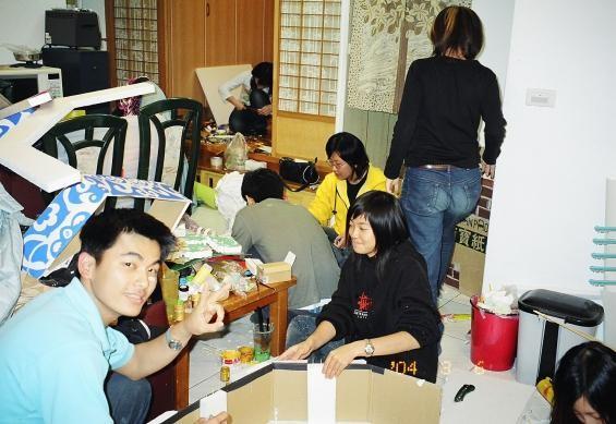 第一現場之飯廳