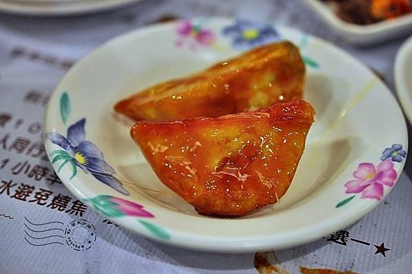 韓江館銅盤烤肉公館店甜地瓜