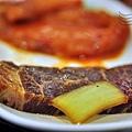 韓江館銅盤烤肉公館店牛小排