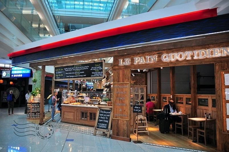 杜拜機場餐廳