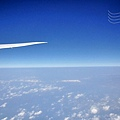 機翼、空中