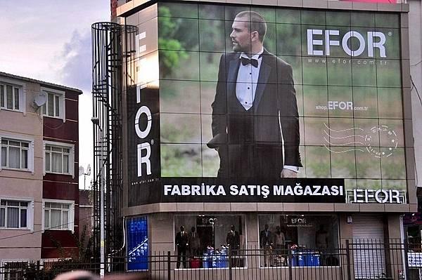 伊斯坦堡街景