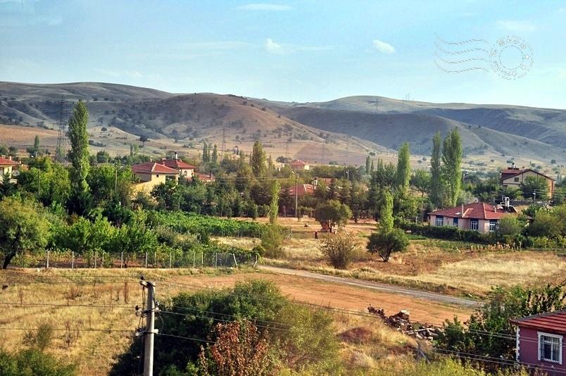 土耳其安納托利亞高原風光