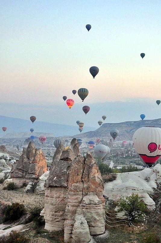 卡帕多奇亞熱氣球之旅