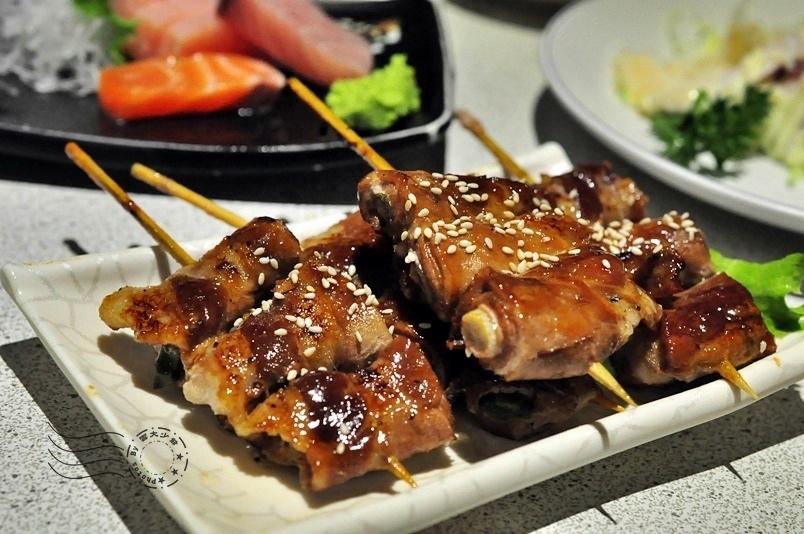 串燒五花肉