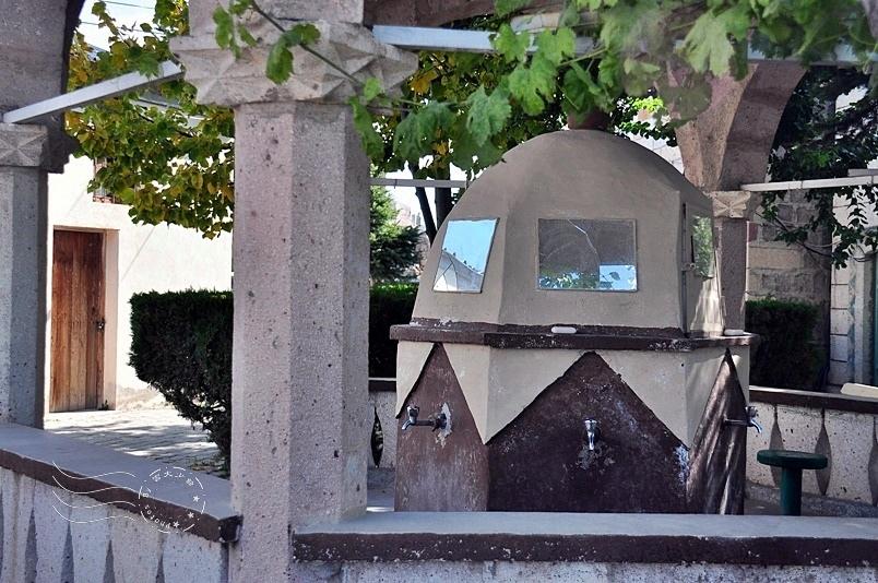 卡馬柯爾地下城外清真寺