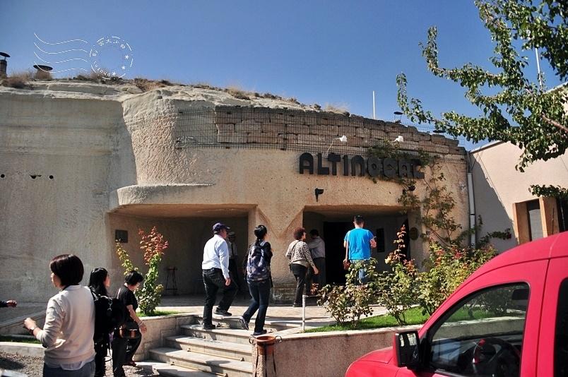 卡帕多奇亞洞穴餐廳