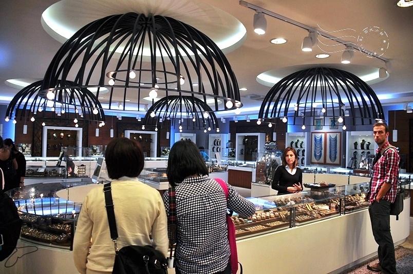 土耳其玉石珠寶展示中心