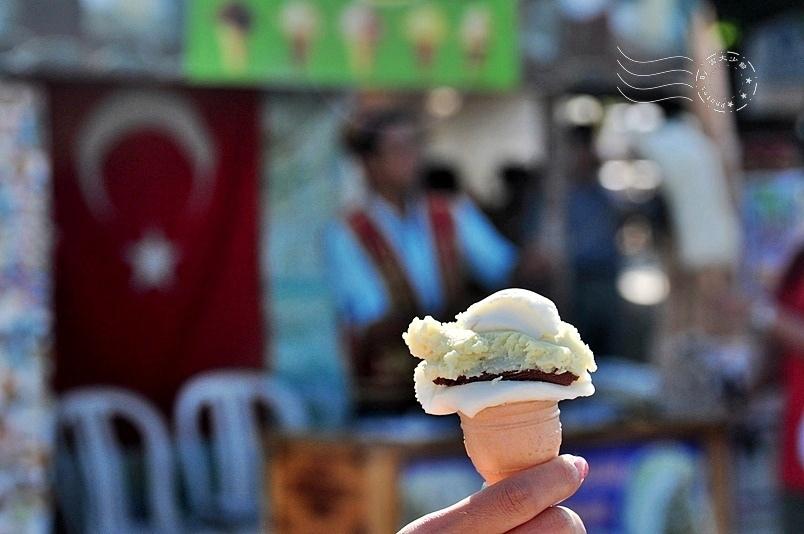 卡帕多奇亞蘑菇谷冰淇淋