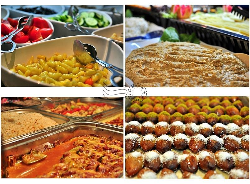 飯店buffet
