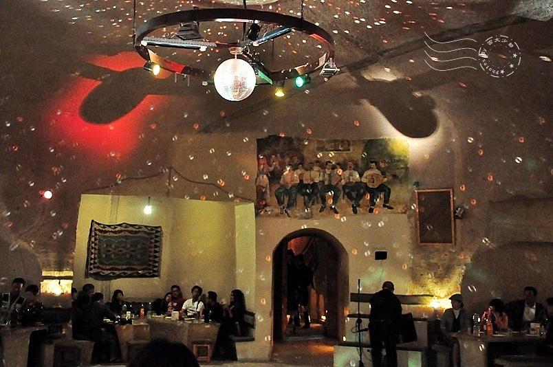 EVRANOS洞穴餐廳