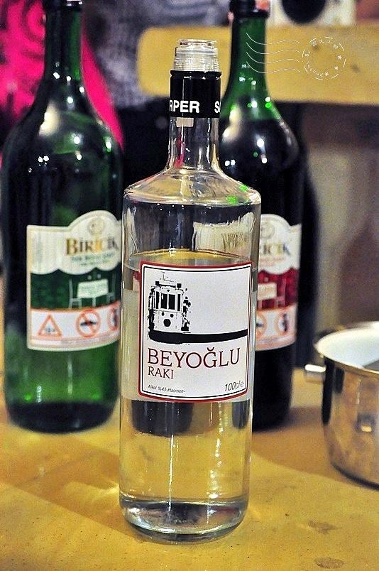 EVRANOS洞穴餐廳茴香酒