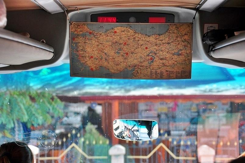 遊覽車地圖