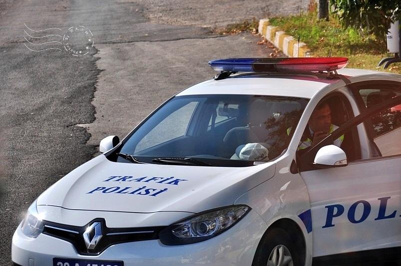 土耳其警車