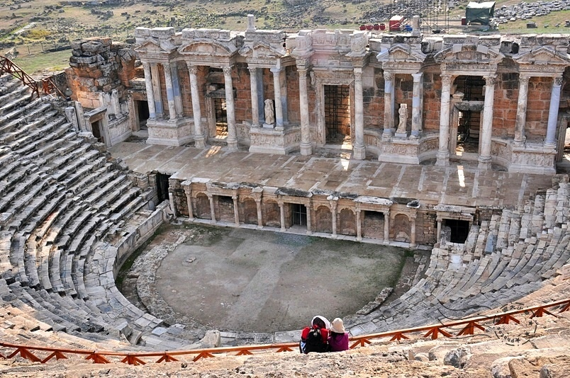 希拉波里古城