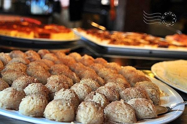 buffet甜點