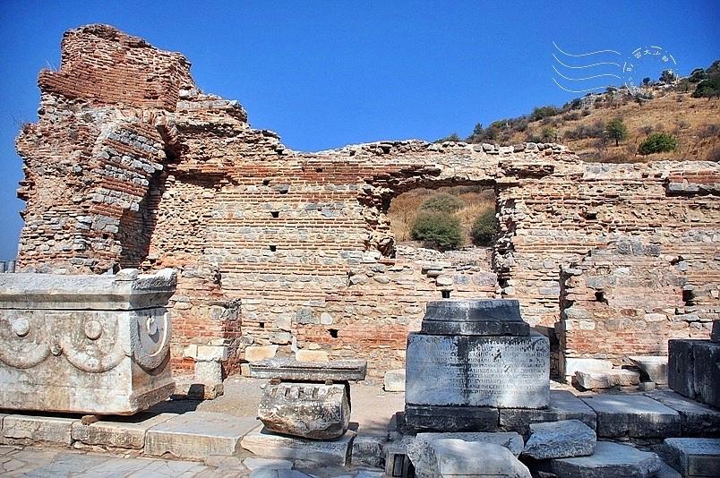 艾菲索斯古城:妓院