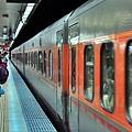 台北車站月台