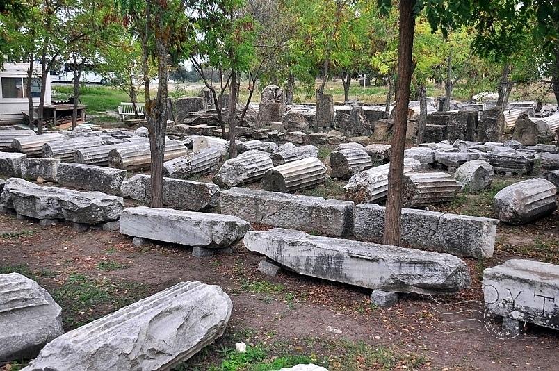 特洛伊古城遺跡