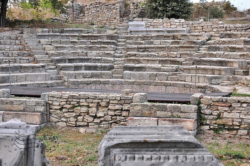特洛伊遺跡
