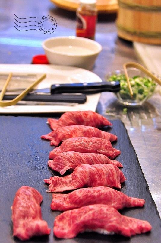 和牛炙燒握壽司