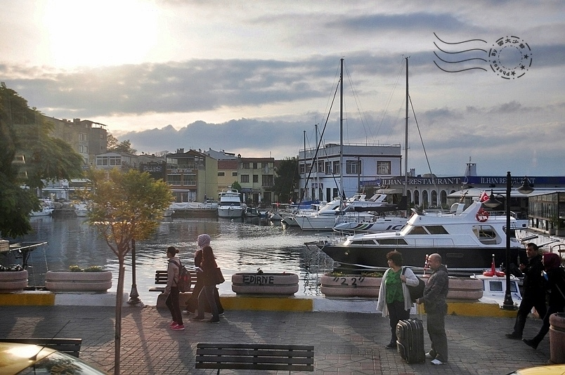 達達尼爾海峽港口