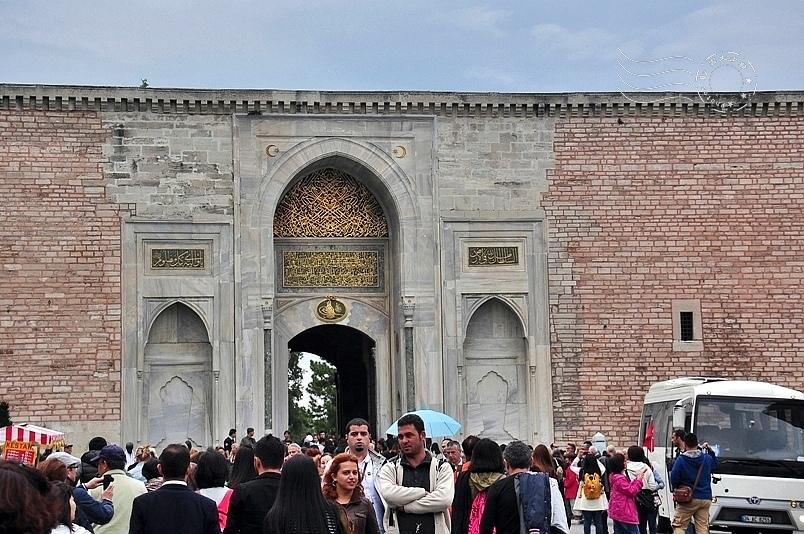 托普卡匹皇宮帝王之門