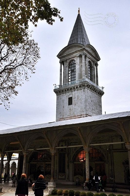 托普卡匹皇宮正義之塔
