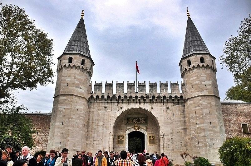 托普卡匹皇宮崇敬之門