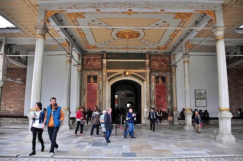 托普卡匹皇宮吉兆之門