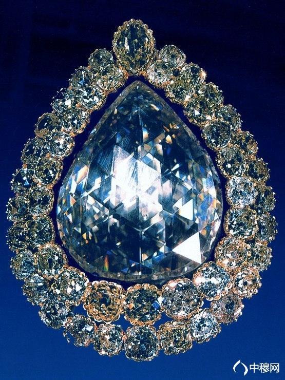 托普卡匹皇宮86克拉大鑽石