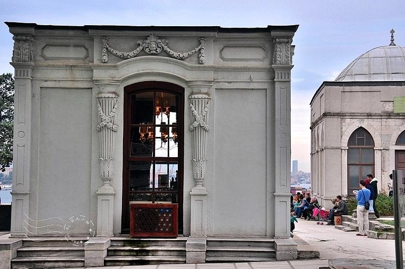托普卡匹皇宮陽台清真寺