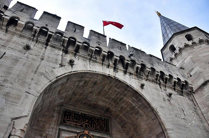 托普卡匹皇宮大砲之門