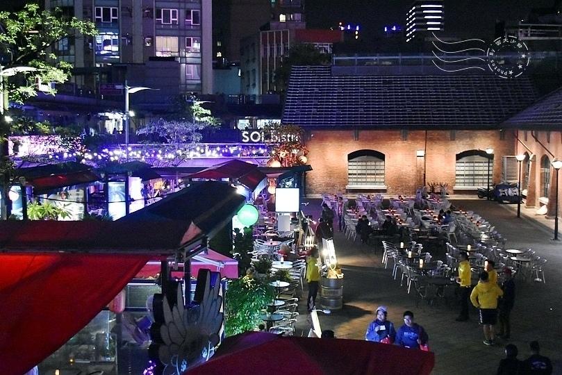 西門町紅樓周邊餐廳