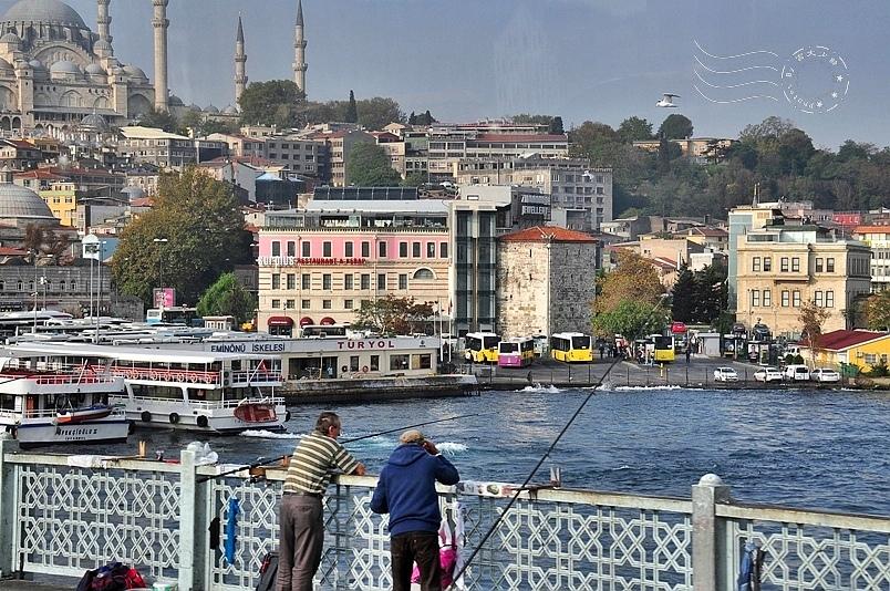 伊斯坦堡加拉達橋