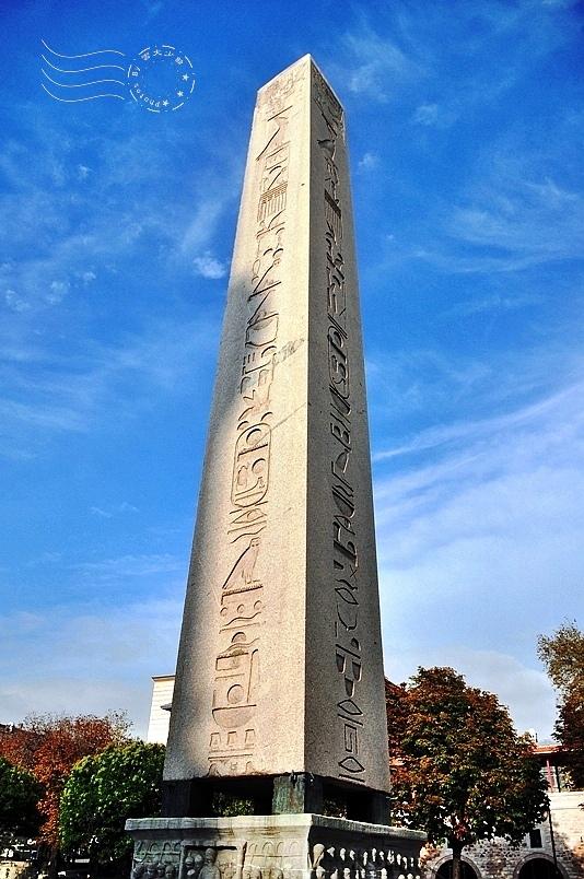 伊斯坦堡賽馬場迪奧多西方尖碑