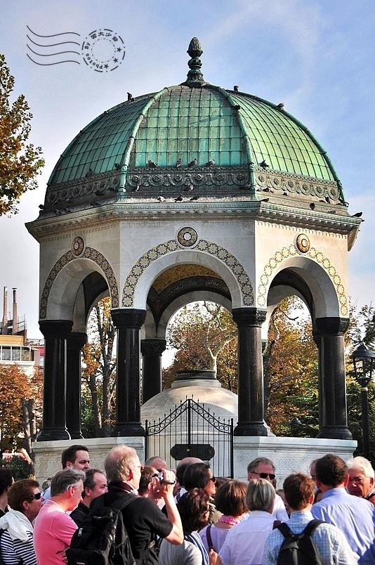 伊斯坦堡賽馬場德皇威廉噴泉