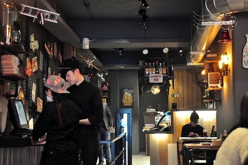 Hater Cafe美式餐廳