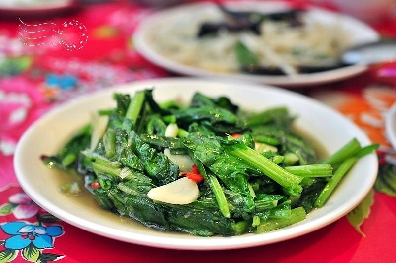 陝西秦味館:波菜