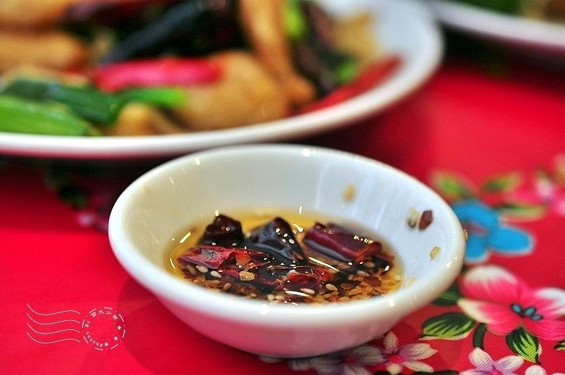 陝西秦味館:辣油