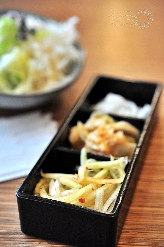 赤神日式豬排:小菜