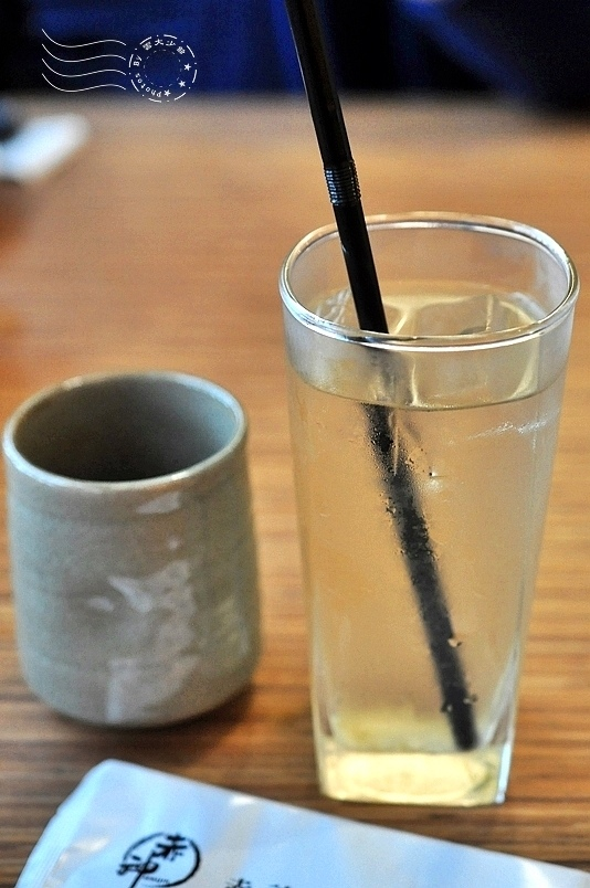 赤神日式豬排:青梅凍飲