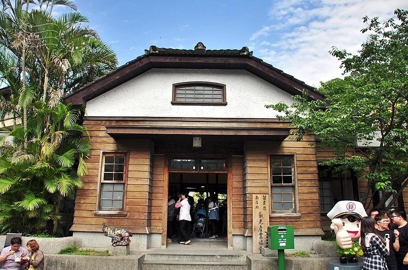 南庄老街百年郵局