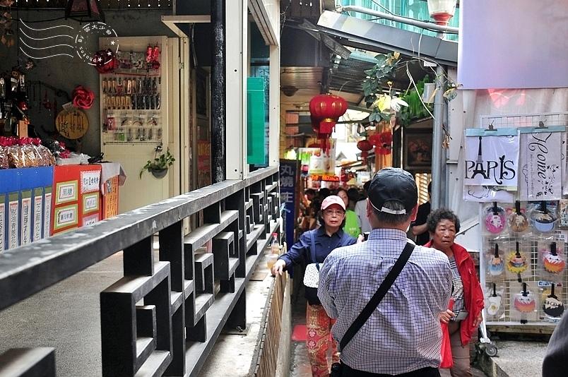 南庄老街桂花巷