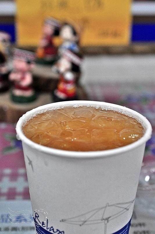 江記桂花紅茶