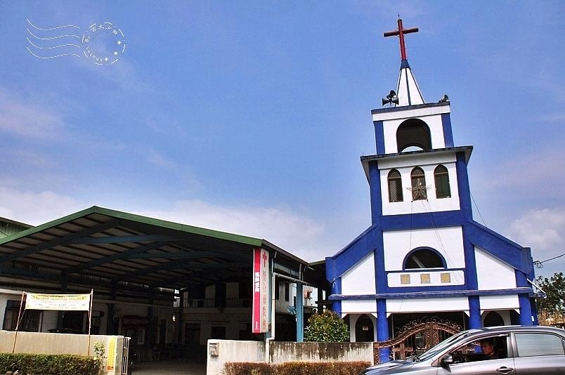 玉里督旮薾基督教長老教會