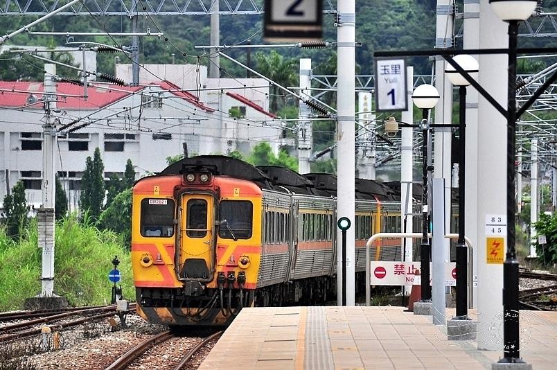 玉里火車站