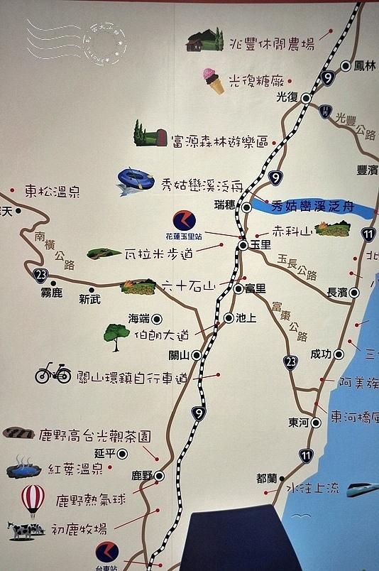 花東旅遊景點圖